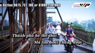 [Karaoke] Khi Người Lớn Cô Đơn - Phạm Hồng Phước