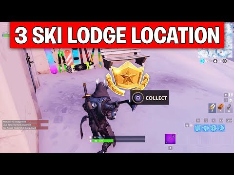 Xxx Mp4 Search Between Three Ski Lodges EXACT LOCATION Week 3 Challenges Fortnite Season 7 3gp Sex