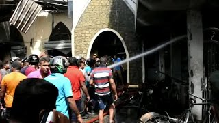 Devastation, chaos and grief: Shocking aftermath of Sri Lanka bombings