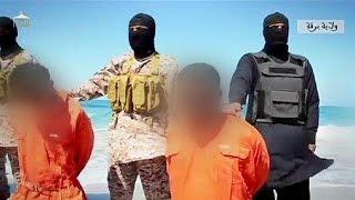 Cristãos etíopes assassinados em novo vídeo dos jihadistas