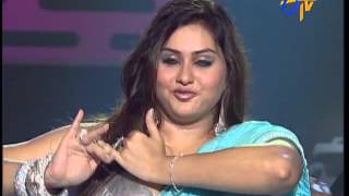 Namitha Dance Show at ETV Nartanasala - Simha - Simhamanti Chinnodey