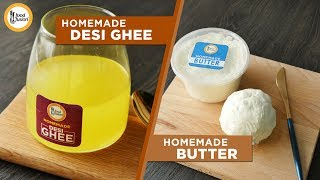 Homemade Butter & Desi Ghee Recipes By Food Fusion Detailed