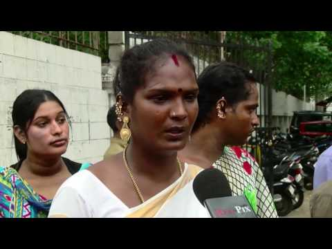 Xxx Mp4 Chennai திருநங்கை Abinaya Wants To Live With Her Husband And Fights For True Love Tamil News 3gp Sex