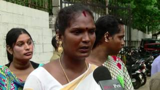 Chennai திருநங்கை Abinaya - Wants To Live With Her Husband And Fights For True Love - Tamil News