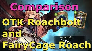 [Shadowverse] Fairy Cage roach combo