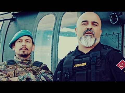 Mehmet Borukcu & Edizz'A - JÖH Jandarma Özel Harekat ( yeni klip )