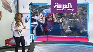 تفاعلكم : قصة مؤثرة للاجئين سوريين ترويها مراسلة العربية