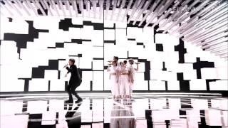 Loïc Nottet - Rhythm Inside (Belgium) - LIVE at Eurovision 2015 Grand Final