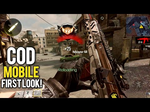 Xxx Mp4 Call Of Duty MOBILE First Look Gameplay On ULTRA Graphics 60fps 3gp Sex