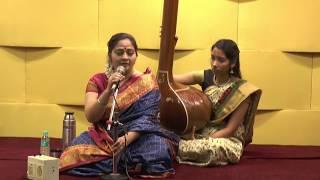 Sangeeta Siksha Peetam -Gurukulam Module 2 Varnams by Vidushi Dr. Sowmya.