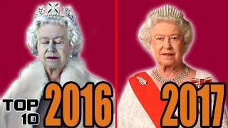 Top 10 Queen Elizabeth Secrets You