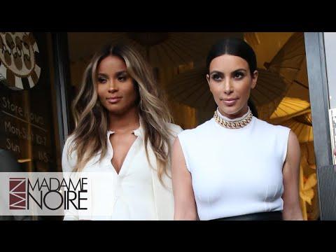 Xxx Mp4 Kim Kardashian Gives Ciara Parenting Advice MadameNoire 3gp Sex