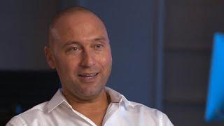 Even as Marlins CEO, Derek Jeter is still a Yankees fan