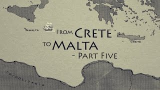 245 - From Crete to Malta - Part 5 - Walter Veith