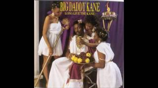 Big Daddy Kane  - Long Live The Kane ALBUM - Ain't No Half Steppin