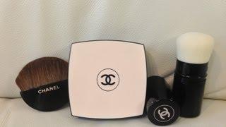 Haul for June 2013 (Chanel Les Beiges Healthy Glow Sheer Powder & Kabuki Brush )
