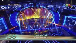 Romeo Santos cantó