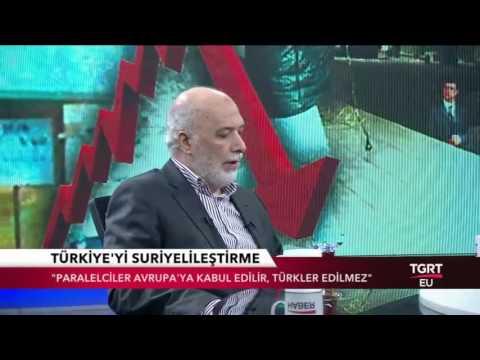 İhlas Finans FETÖ Tarafından Nasıl Batırıldı - Latif Erdoğan - TGRT HABER - 6 Ağustos 2016