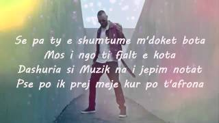 Majk  Vete Zemren-Official Video Lyrics 2016