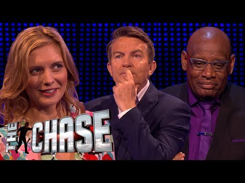 Rachel Riley's Intense £120,000 Head-to-Head   The Celebrity Chase