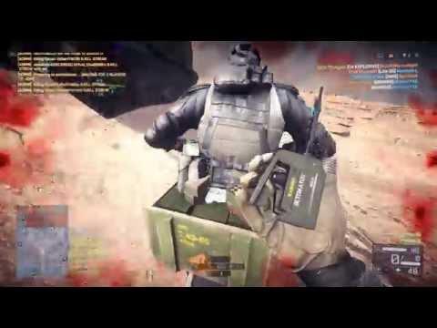 Battlefield 4 - Desert's mailman
