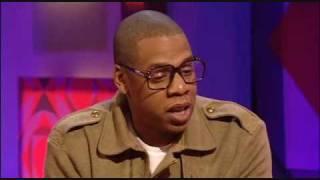 Jay-Z on Jonathan Ross 2008.06.27 (part 1)