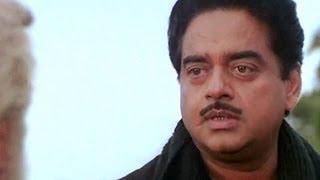 Shatrughan Sinha, Dimple Kapadia, Pran, Gunahon Ka Faisla - Scene 10/14