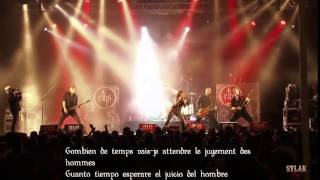 Eths - Harmaguedon live sub. español - paroles