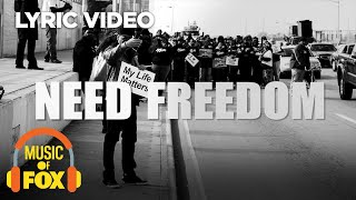 Need Freedom Lyric Video ft. Jamal Lyon   Season 3   EMPIRE