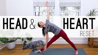 Head & Heart Reset  |  Yoga With Adriene