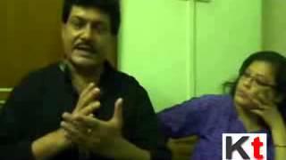 'Jatra' artists Anal Chakroborty and Kakoli Chowdhury