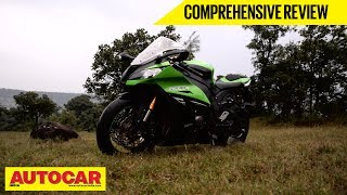 Kawasaki Ninja ZX-10R | Comprehensive Review & India Ride | Autocar India