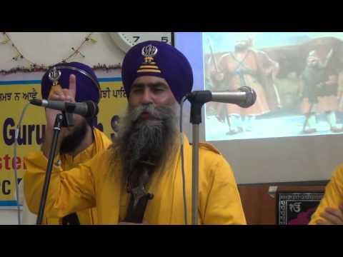 Kavishri Jatha Bhai Mahal Singh Chandigarh Wale Gurdwara Siri Guru Singh Sbha Den Haag