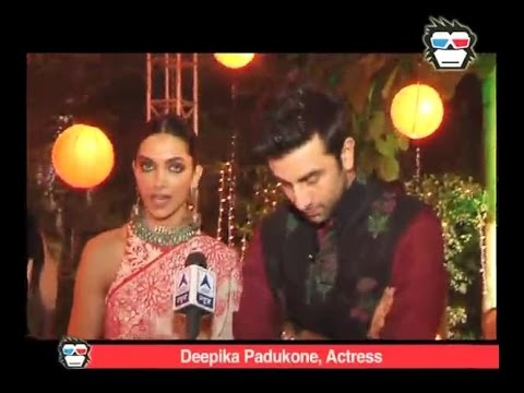 VIDEO INTERVIEW: Rishi and Neetu Singh are known as Ranbir Kapoor's parents, Deepika goe