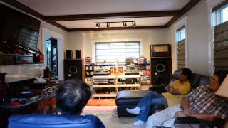 Audio fest in Boston 之 AV 2010 show sacd 八音和