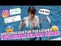 Download Video Download FOLLOWER INSTAGRAM NGATUR HIDUP KIMI HIME SELAMA SEHARI ?! #HIMEVLOG 3GP MP4 FLV