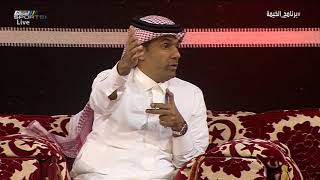 عبدالعزيز الغيامة - محتاجين إلى غرفة ساخنة للرقابة على الأندية بعد حل الديون #برنامج_الخيمة