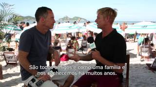 Strider Wasilewski fala quem é o melhor surfista do campeonato
