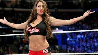 WWE Diva Nikki Bella Hot Compilation
