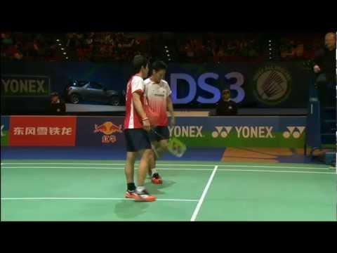 SF - MD - Cai Y./Fu H. vs H.Hashimoto/N.Hirata - 2012 All England