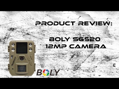 Product Review: Boly SG520 Trail Camera
