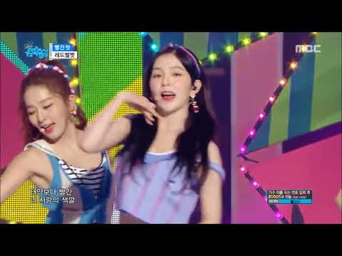 Twice X Blackpink X Red Velvet Likey As If It S Your Last Red Flavor Mashup Stage Ver
