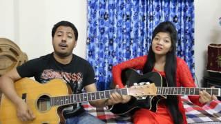 Bondho Janala - Shironamhin cover by Farjana.