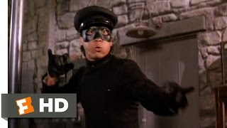 Dragon: The Bruce Lee Story (8/10) Movie CLIP - Kato Saves the Green Hornet (1993) HD