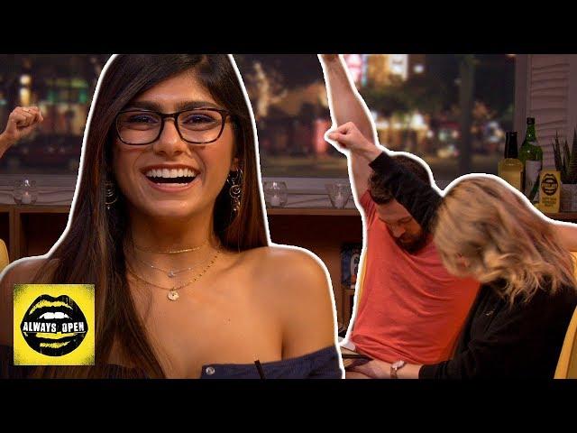 Always Open #42 - Mia Khalifa Goes Hard at Parkour