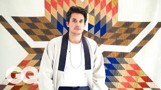 John Mayer Explains His Personal Style | GQ