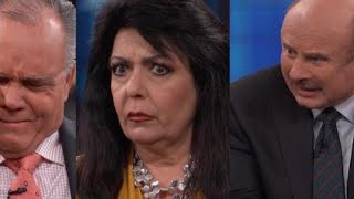 Dr. Phil To Guests: 'You're Not Going To Parent Her Through The Police, And You're Not Going To F…