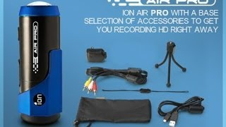 Ion Air Pro HD sports video camera