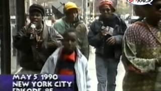 A Tribe Called Quest - Freestyle @ Yo MTV Raps 1990 (HQ)