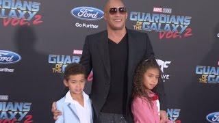 Guardians of the Galaxy Vol. 2: World Premiere Highlights - Chris Pratt, Vin Diesel, Zoe Saldana